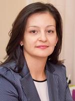 Гульнара Ибрагимова, директор филиала Группы Ренессанс страхование в Казани