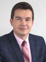 Марат Хасиятуллин, директор Уральского банка реконструкции и развития (УБРиР) в Татарстане
